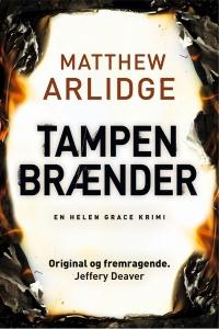 Tampen brænder af Matthew Arlidge, 2018