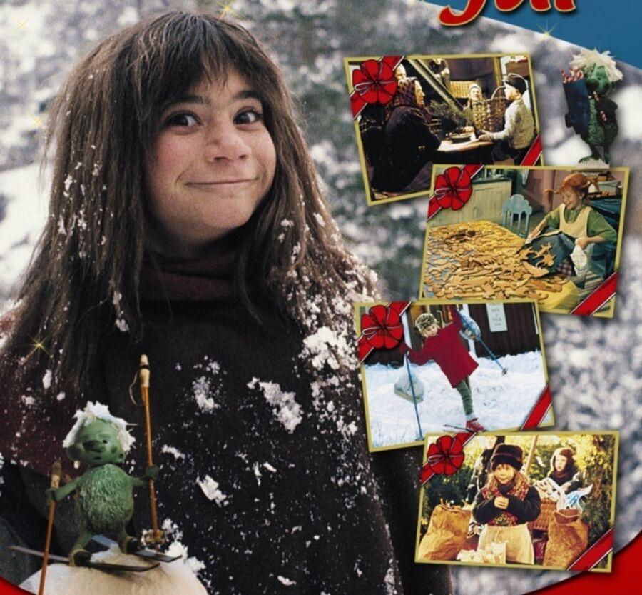 stilbillede fra Ronja Røverdatter filmen