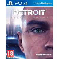 Detroit – become human (PlayStation 4-spil)