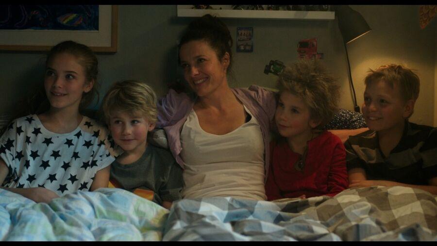Stilbillede fra familien Jul filmen
