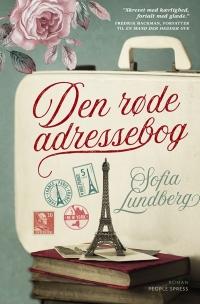 Den røde adressebog af Sofia Lundberg, 2018
