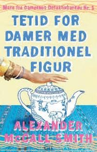 Tetid for damer med traditionel figur af Alexander McCall Smith, 2010