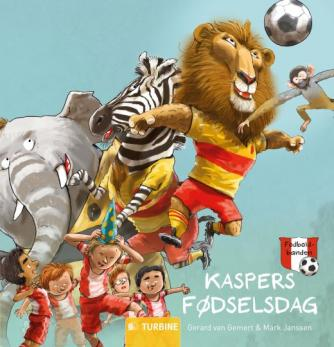 Gerard van Gemert, Mark Janssen: Kaspers fødselsdag