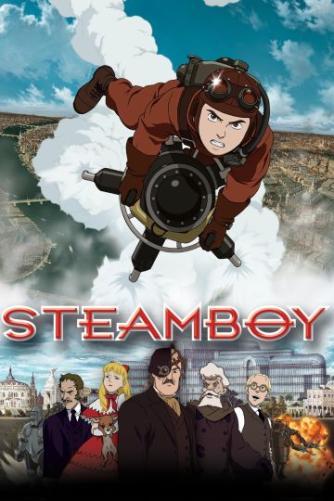 Murai Sadayuki, Katsuhiro Otomo: Steamboy