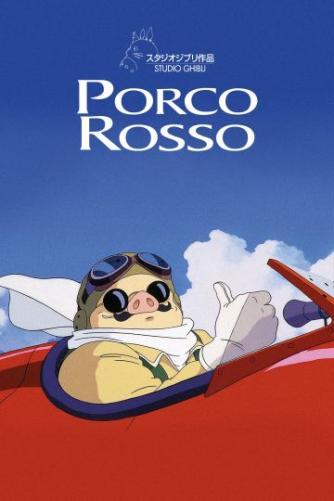 Hayao Miyazaki: Porco Rosso : den flyvende gris