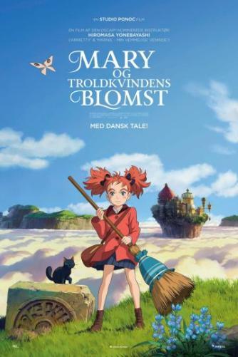 Hiromasa Yonebayashi, Riko Sakaguchi: Mary og troldkvindens blomst
