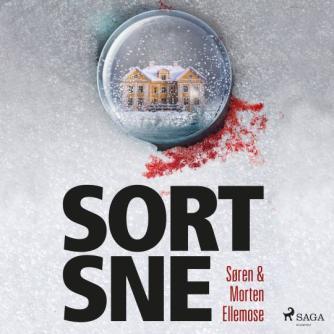 Søren Ellemose: Sort sne : roman