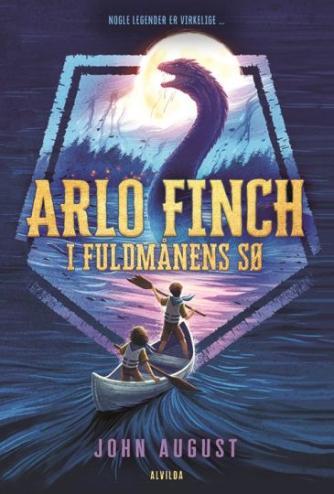 John August: Arlo Finch i fuldmånens sø