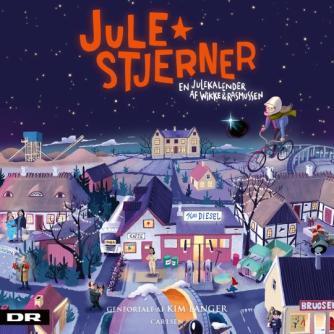 Kim Langer: Julestjerner : en julekalender