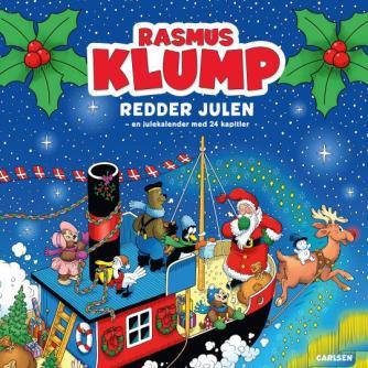 Kim Langer: Rasmus Klump redder julen