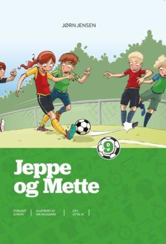 Jørn Jensen (f. 1946): Jeppe og Mette
