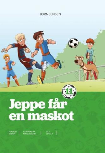 Jørn Jensen (f. 1946): Jeppe får en maskot