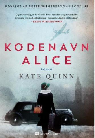 Kate Quinn: Kodenavn Alice