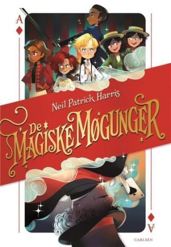 Neil Patrick Harris: De magiske møgunger