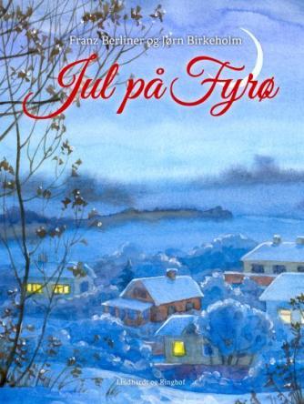 Jørn Birkeholm: Jul på Fyrø : en julekalender