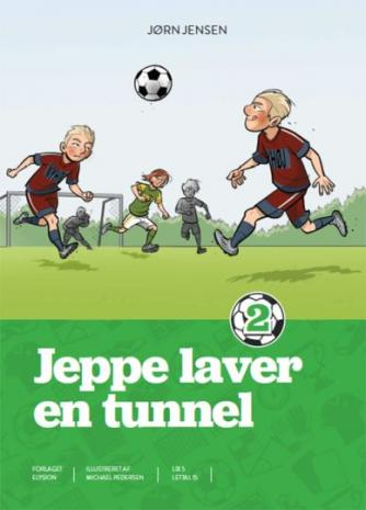 Jørn Jensen (f. 1946): Jeppe laver en tunnel
