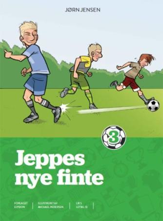 Jørn Jensen (f. 1946): Jeppes nye finte