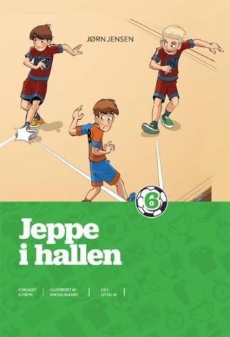 Jørn Jensen (f. 1946): Jeppe i hallen