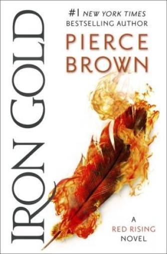 Pierce Brown: Iron gold