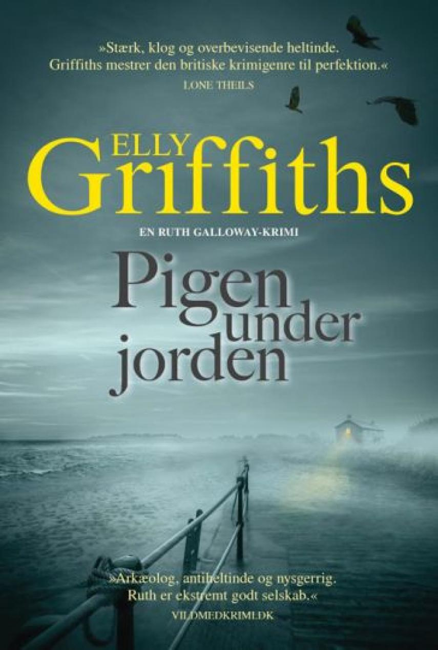 Elly Griffiths: Pigen under jorden