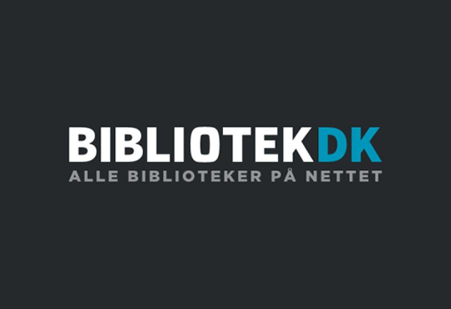 bibliotek.dk Logo