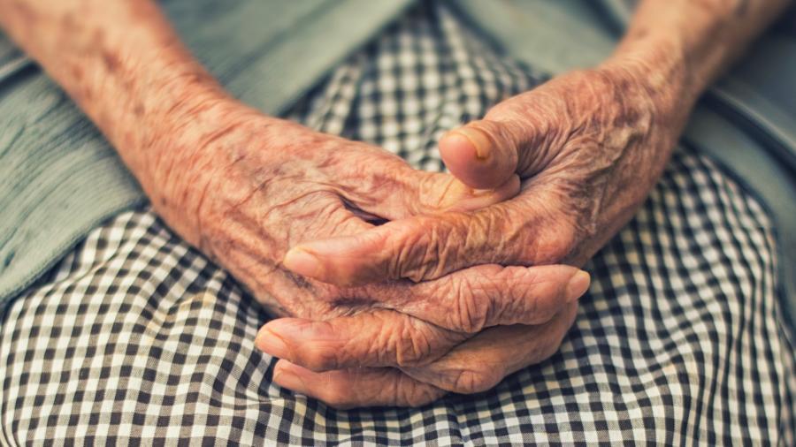 stærk alderdom
