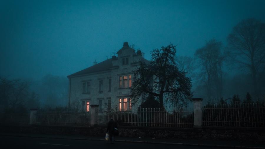 Uhyggeligt hus