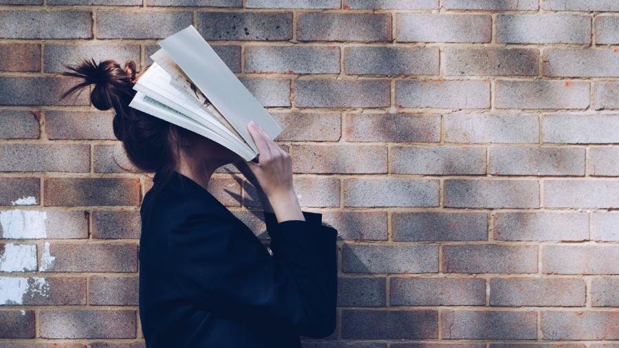 Identitet i litteraturen
