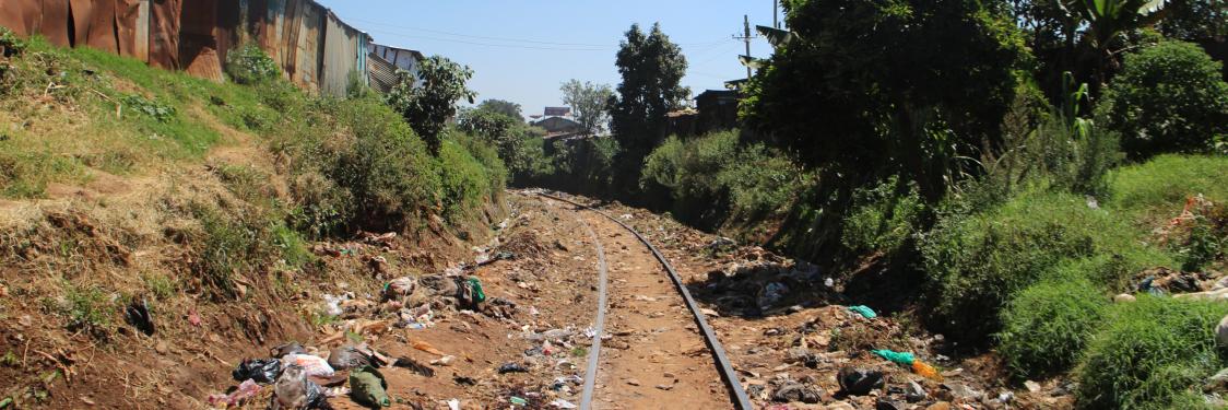privat foto fra Kibera, Kenya, 2016